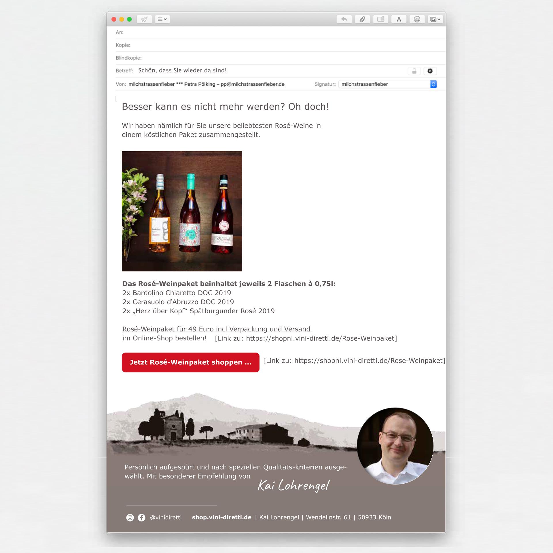 vini-diretti-newsletter-beispiel